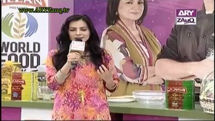World food Day Show, 14-12-13