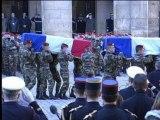 Hommage aux deux soldats tués en Centrafrique - 16/12