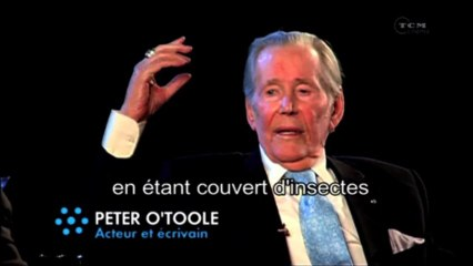 INTERVIEW DE PETER O'TOOLE