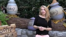 Haunted Disneyland Psychic Medium Collette Sinclaire Visits the Haunted Winnie the Pooh Ride at Disneyland