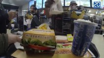 On a testé le Burger King de Saint-Lazare