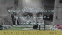 Traversées Urbaines N°5- saison 2013/2014
