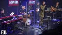 Florent Pagny - Le Soldat en live dans le Grand Studio RTL présenté par Eric Jean-Jean