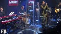 """Florent Pagny - """" Châtelet-Les-Halles """" en live dans le Grand Studio RTL"""