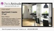 1 Bedroom Apartment for rent - Ledru-Rollin, Paris - Ref. 3510