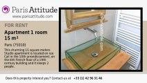 Studio Apartment for rent - Gare de l'Est/Gare du Nord, Paris - Ref. 4886