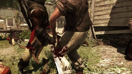 Freedom Cry DLC Launch Traile de Assassin's Creed IV : Black Flag