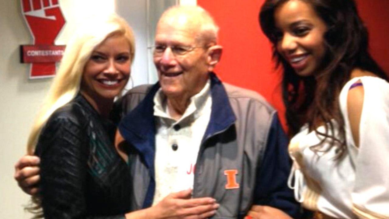 Grandpa Wins Free Sex Contest, Dies The Night Before