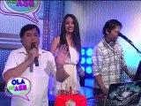 Orquesta La Positiva de Comas nos canta su nuevo tema 'Deja que crezca el amor' (2/2)