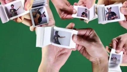 MysteryGuitarMan Flipbook Flip Out - Joe Penna