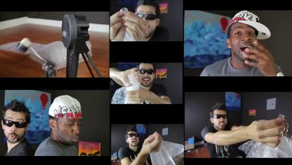 Bubble Wrap Bubble Rap, Feat. DeStorm - Joe Penna
