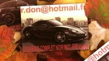Porsche Cayman noir mat, Porsche Cayman noir mat, Porsche noir mat, Porsche Cayman Covering noir mat, Porsche Cayman peinture noir mat, Porsche Cayman noir mat