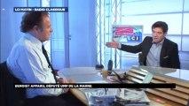 Benoist Apparu, invité politique de Guillaume Durand avec LCI