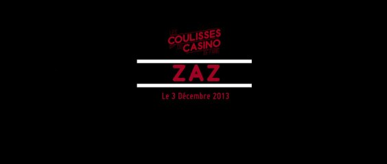 Les coulisses du Casino de Paris - n°18 - ZAZ