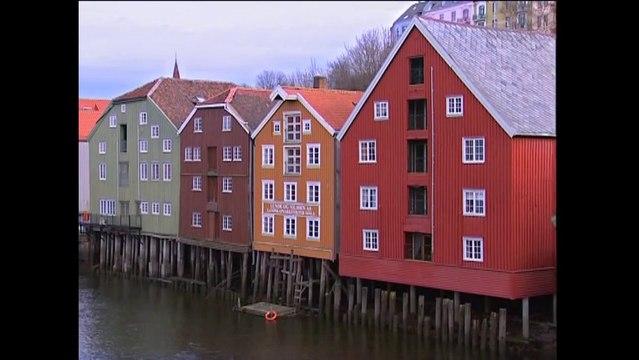La Norvège de l'Express Côtier - De Bergen à Kirkenes - Documentaire
