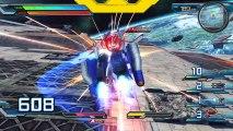 PS3機動戦士ガンダムEXVSフルブースト Ex-Sガンダム動画