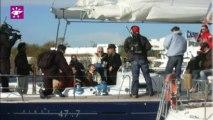 TELETHON CAP D'AGDE 2005- SORAC au profit du Téléthon Marraine EVE ANGELI