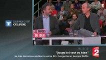 Zapping TV : Laurent Baffie insulté en pleine émission sur France 2