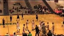 Basket - la fin de match la plus dingue de l'année !