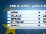 Tour d'Europe: la France, le pays avec le moins de femmes politiques - 17/12