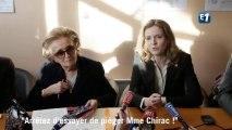 L'embarrassant hommage de Bernadette Chirac aux Tiberi