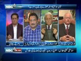 NBC On Air EP 161 (Complete) 17 Dec 2013-Topic- Musharraf emergency, Sheikh Rasheed Sikandar Bosan views, Taliban Negotiations, Abdul Qadir Mullah. Guest-Farooq Hameed, Farhatullah Babar, Rashid Qureshi