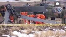 Turchia, cade elicottero: morti 4 militari