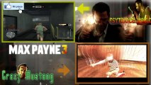 Max Payne 3 - Multiplayer gameplay # 3 gameplay commentary