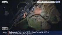 Grand Angle: Bangui: avec les soldats - 17/12