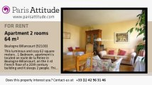 1 Bedroom Apartment for rent - Boulogne Billancourt, Boulogne Billancourt - Ref. 7584