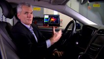 Ford Fusion Hybrid research vehicle - Interview Paul Mascarenas