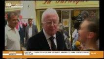 Michel Vauzelle élu à la tête d'Euroméditerranée