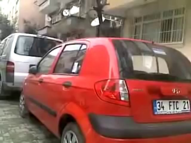 Araba kullanma dersi Araba kullanma teknikleri