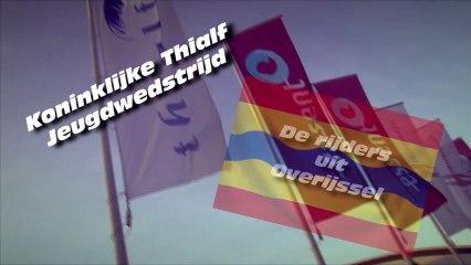 Koninklijke Thialf jeugdwedstrijd rijders Overijssel