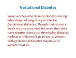 Dont ignore diabetes - 3 Common Types of Diabetes