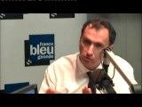 Municipales -  Bordeaux 2014 : Vincent Feltesse invité de France Bleu Gironde