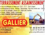 Gallier, nettoyage d'entreprises, aménagement et entretien de jardins à Broglie 27