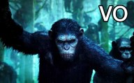 Dawn of The Planet of The Apes - Teaser Trailer #1 [VO|HD]