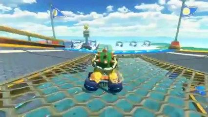 Mario Kart 8 - Bande-annonce de Mameshiba