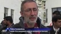 Grèce: deux militants présumés d'Aube dorée jugés