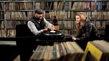 Madlib dans Radio Vinyle #32 sur France Inter (video)