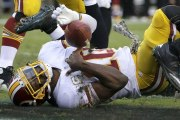 The Takeaway: After loss to the Eagles, Redskins are done