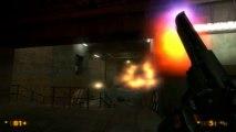 Black Mesa Source (Half-Life remake) gameplay 2