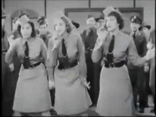 Andrews Sisters boogie.