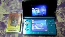 R4i Gold 3DS RTS carte fonctionne directement sur 3DS 7.1.0-14E sans mise à jour firmware