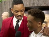 NY Premiere - Jaden Smith & Will Smith - Premiere NY Premiere - Jaden Smith & Will Smith (Anglais)