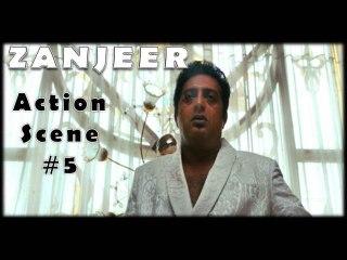 Zanjeer-Action Scene #5 | Prakash Raj,Ram Charan