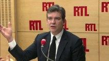 """Arnaud Montebourg : """"Nous sommes inquiets de toute forme de dérive du low-cost"""""""