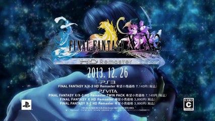 TVCM de Final Fantasy X | X-2 HD Remaster