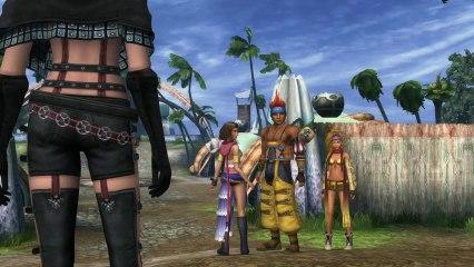 Final Fantasy X-2 Paine de Final Fantasy X | X-2 HD Remaster